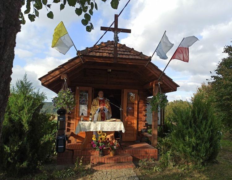 Dziękczynienie za beatyfikację Prymasa Tysiąclecia w Marcinówce