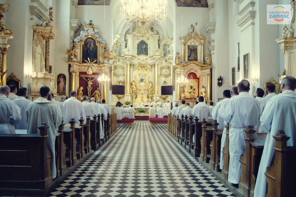 Dzień Kapłański w Krasnobrodzie