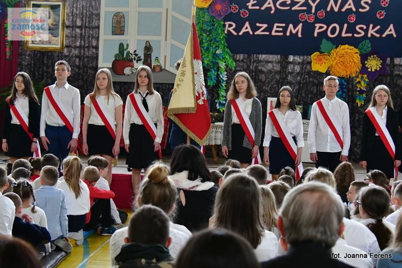 Dzień Patrona w biłgorajskiej 'Piątce'