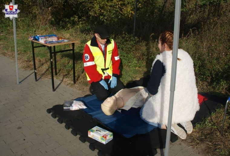 Edukacja jak udzielić pierwszej pomocy