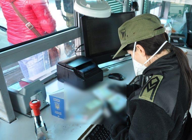 Fałszywe dokumenty na granicy
