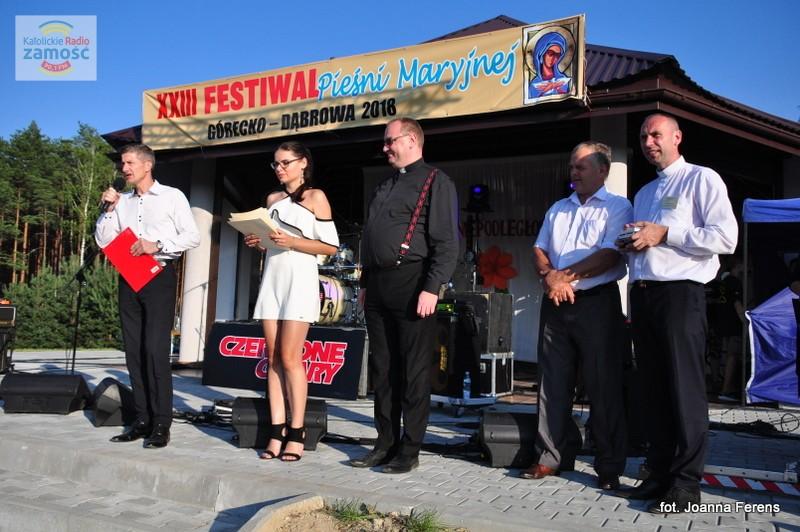 Festiwal Pieśni Maryjnej Górecko-Dąbrowa