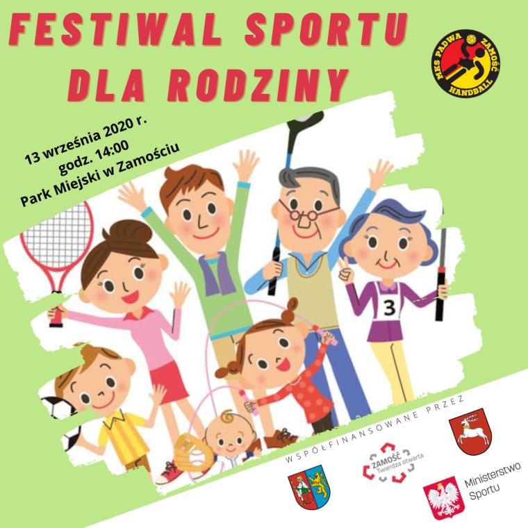 Festiwalu Sportu dla Rodziny