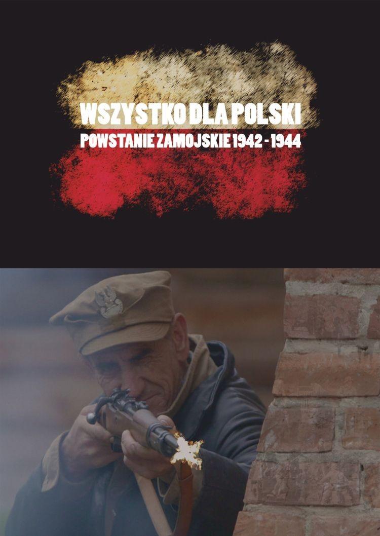 """Film """"Wszystko dla Polski"""" - nagrodzony"""