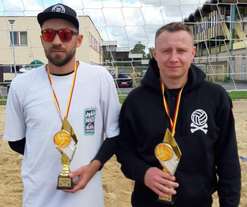 Finaliści Turnieju Finałowego Siatkówki Plażowej