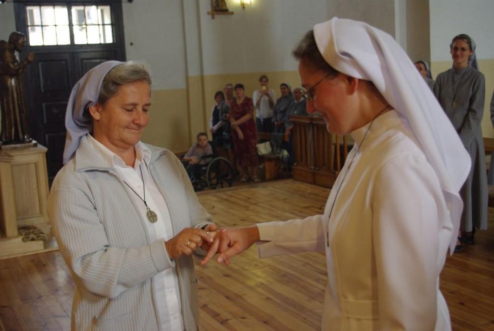 Franciszkanka Misjonarka Maryi złożyła śluby wieczyste