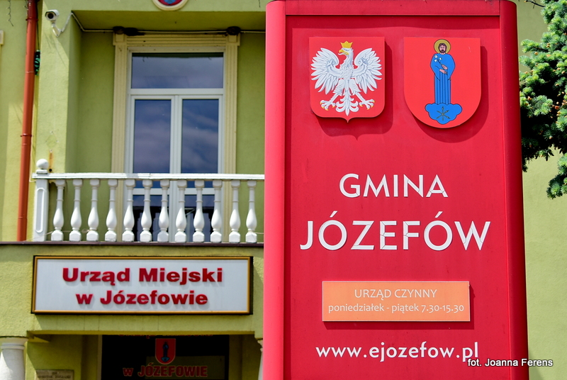 """Gmina Józefów w cyklu """"Wakacje w Gminie"""""""