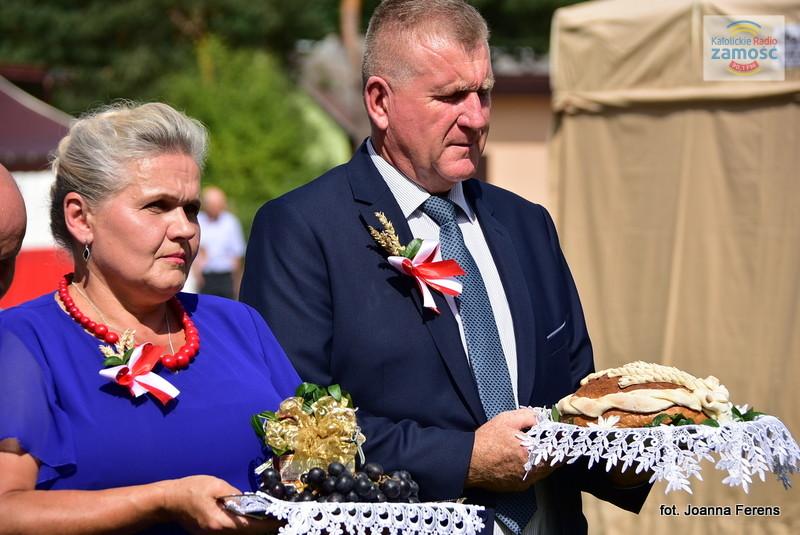 Gmina Księżpol podziękowała za plony