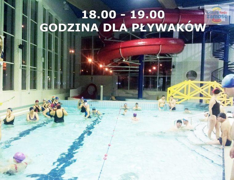 Godzina dla pływaków