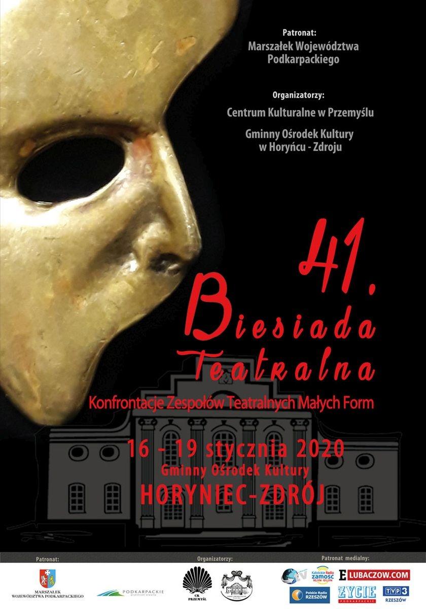Horyniec Zdrój. 41. Biesiada Teatralna