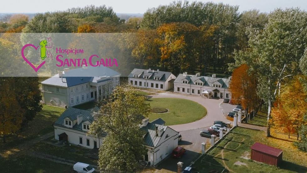 Hospicjum Santa Galla w Łabuńkach