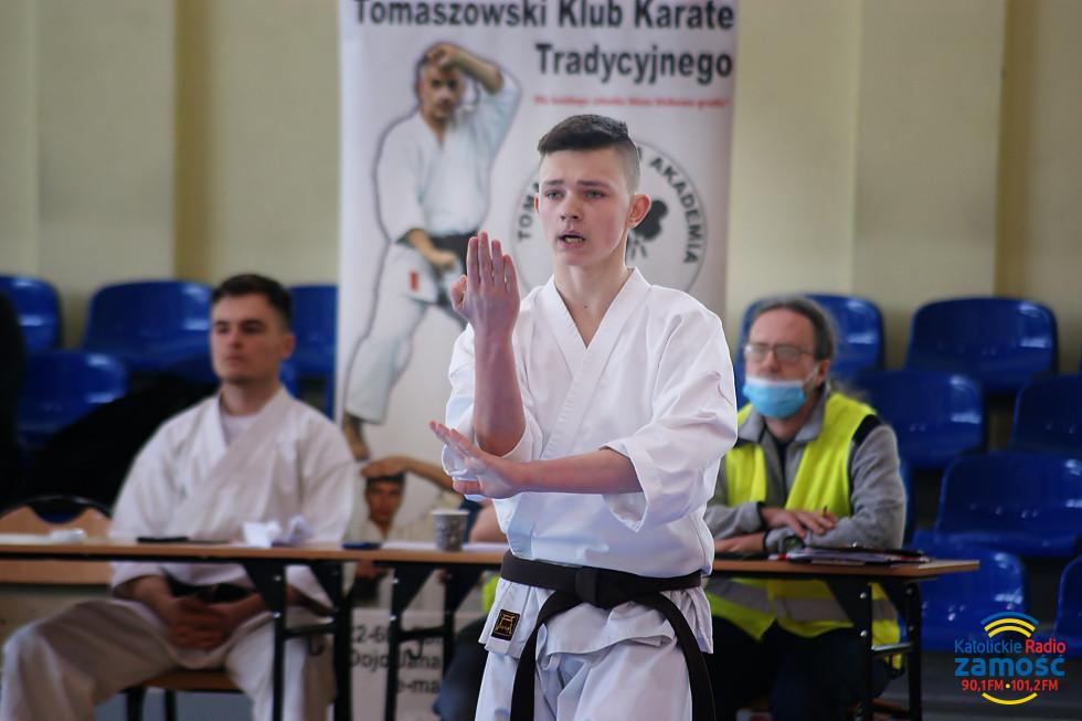 I Lubelska Liga Karate w Tomaszowie