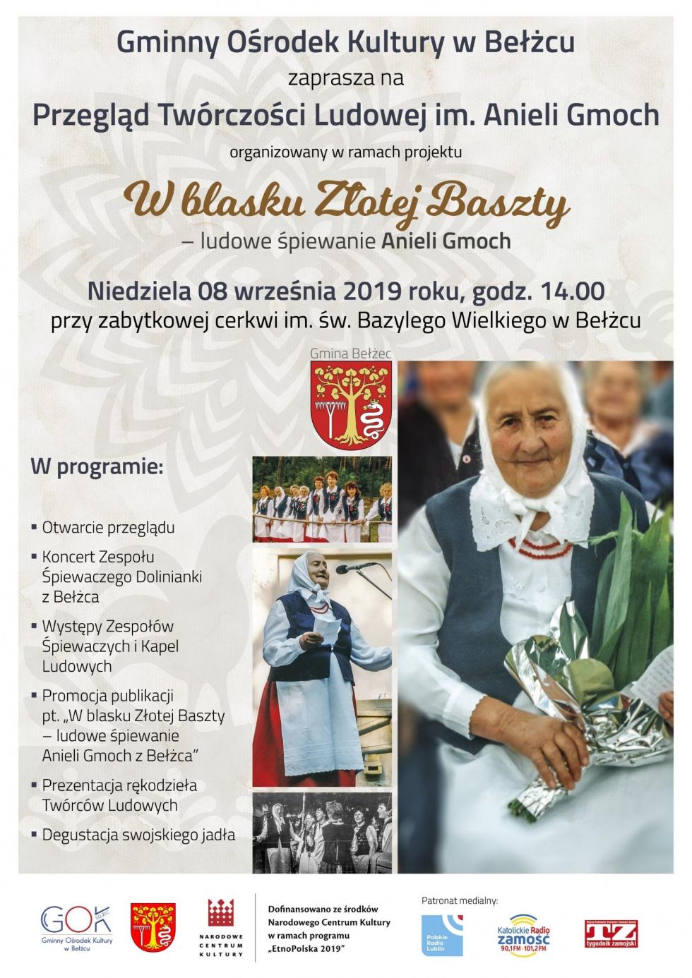I Przegląd Twórczości Ludowej im. Anieli Gmoch