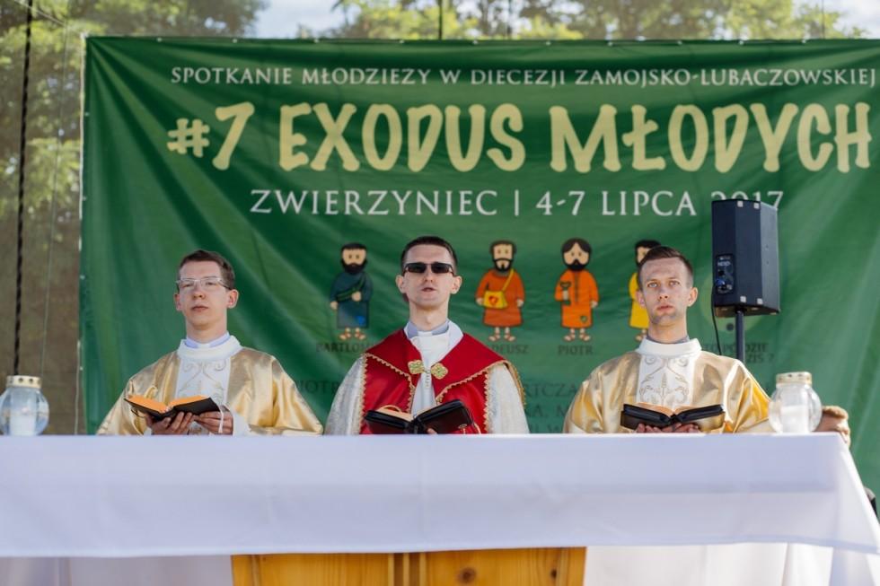 II dzień Exodusu Młodych