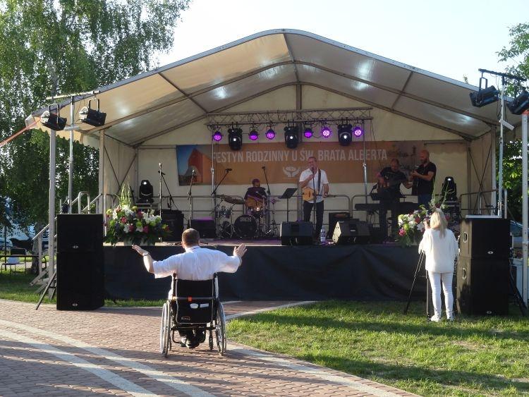 II Festyn rodzinny w parafii Św. Brata Alberta w Zamościu