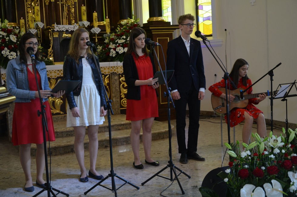 """III Festiwal ,,Totus Tuus"""" Pieśni Maryjnej i Patriotycznej w Lipsku"""