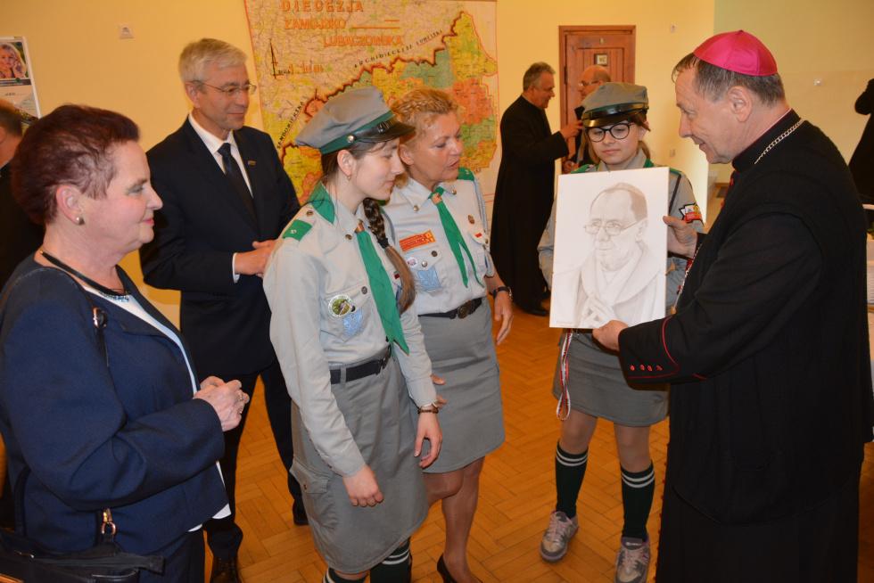 Imieniny Biskupa Diecezjalnego Mariana Rojka