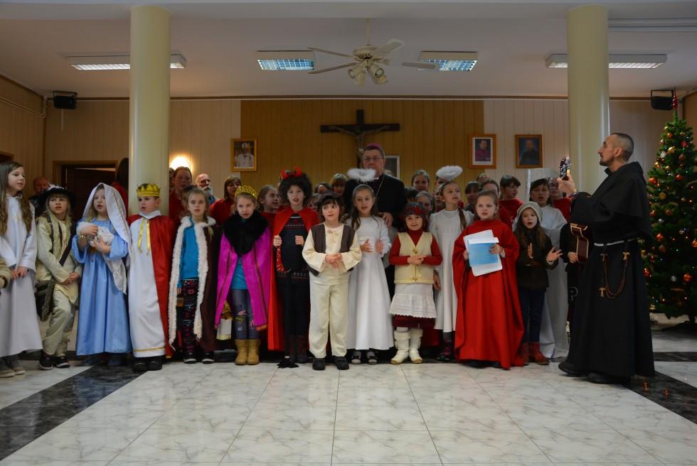 Katolickie Radio Zamość Imieniny Biskupa Mariusza Leszczyńskiego