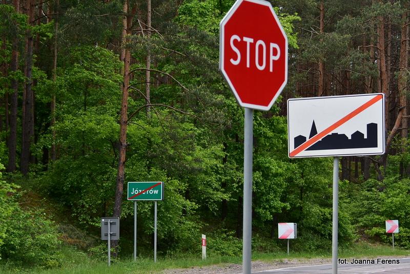 Inwestycje drogowe w Gminie Józefów
