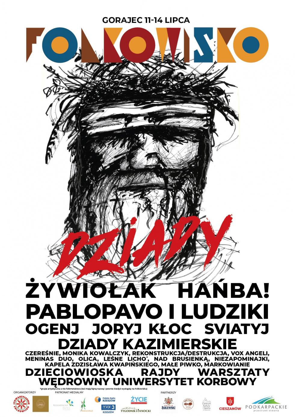 IX edycja Festiwalu Folkowisko