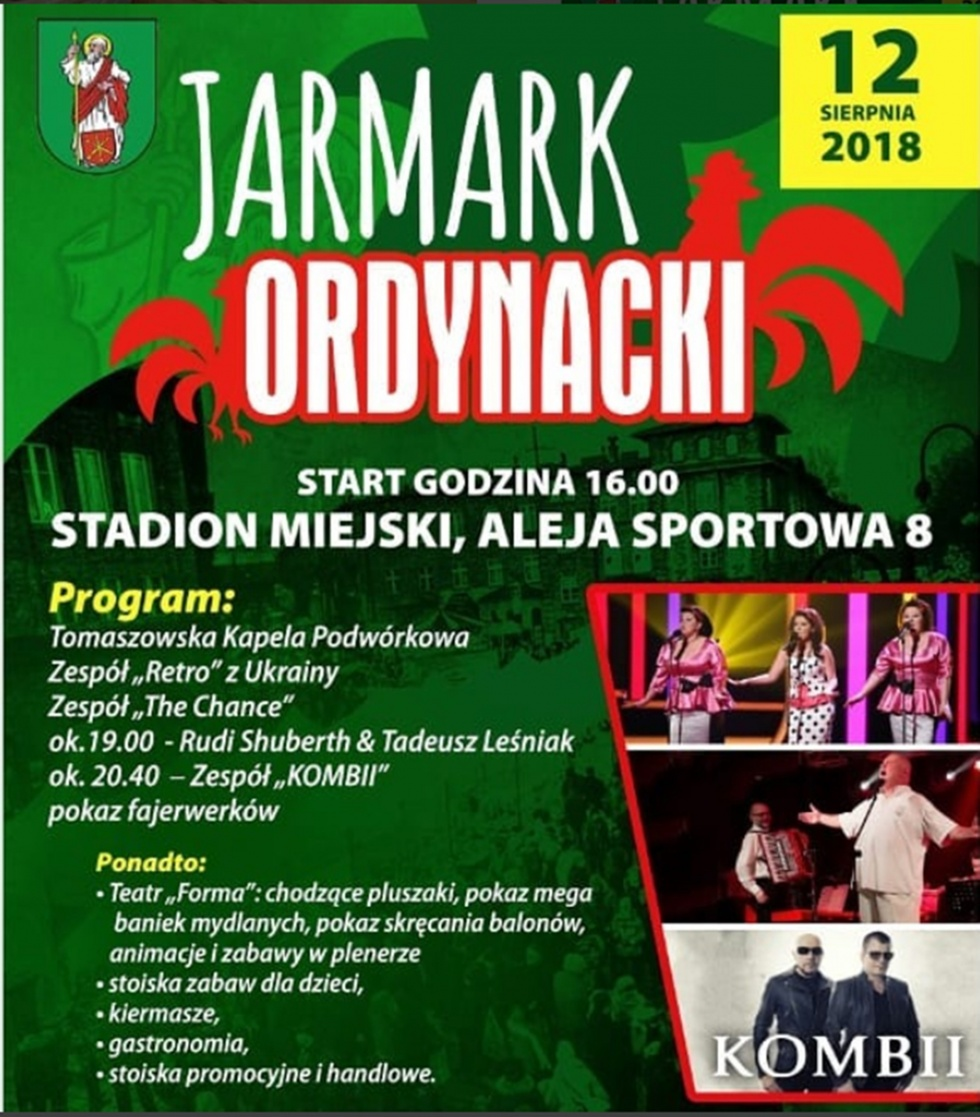 Jarmark Ordynacki w Tomaszowie Lubelskim