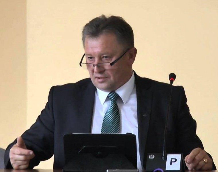 Jerzy Sądel - Dyrektor Regionalnej Dyrekcji Lasów Państwowych