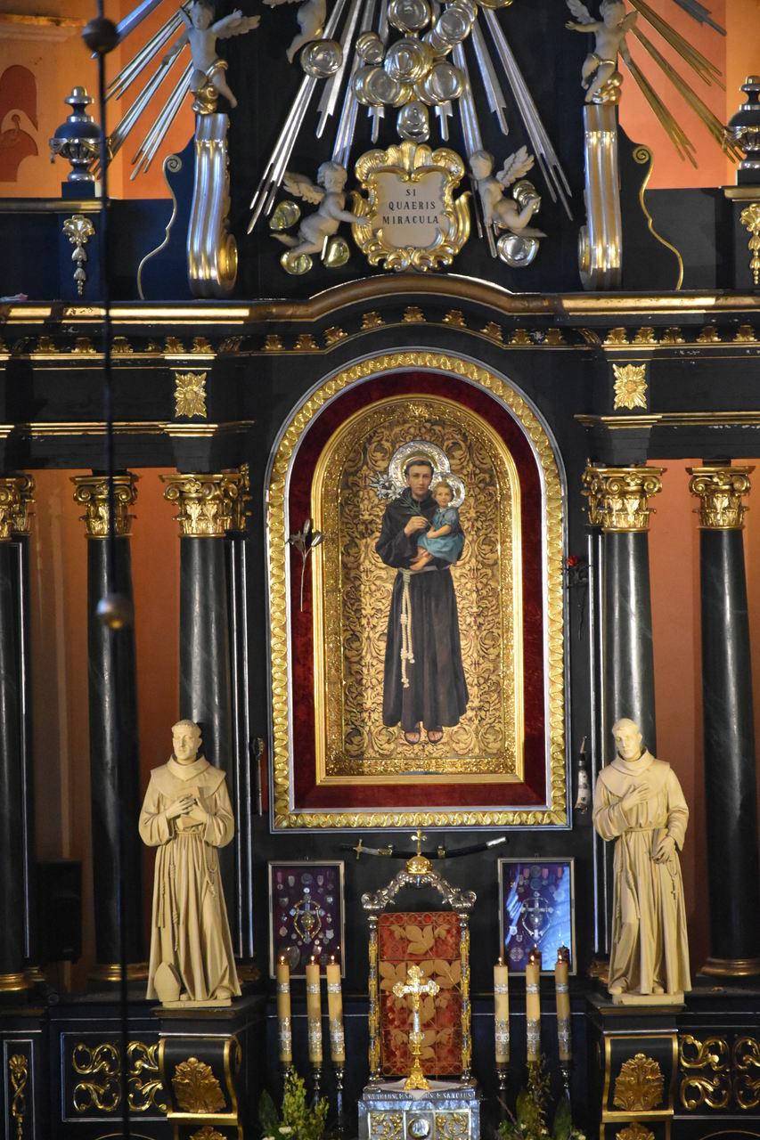 Jeśli szukasz cudów, idź do świętego Antoniego