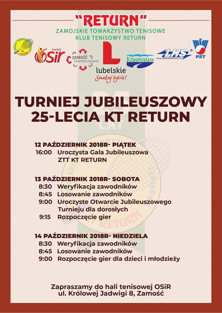 Jubileusz KT Return Zamość