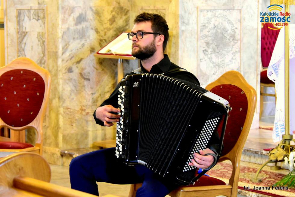 Koncert akordeonowy w Soli