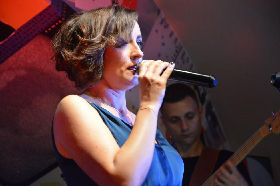 Koncert Magdaleny Sałamachy podczas 36 Festiwalu Jazz na Kresach - relacja