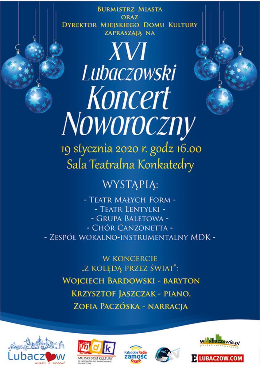 Koncert Noworoczny w Lubaczowie