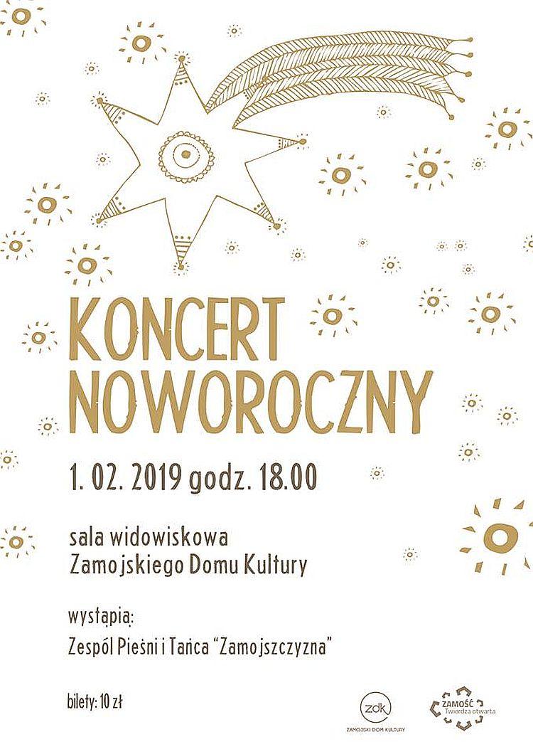 Koncert Noworoczny w ZDK