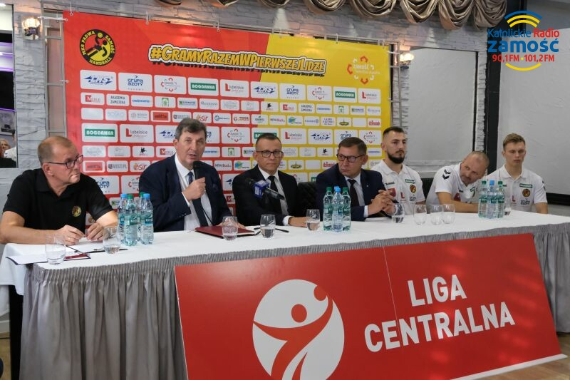 Konferencja MKS Padwy Zamość i plany na nowy sezon...