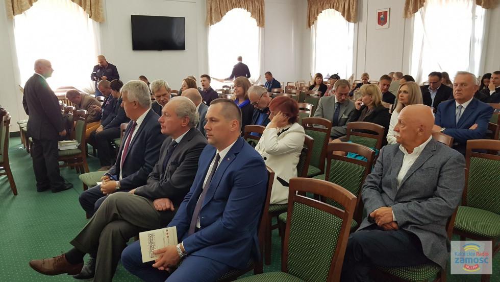 Konferencja -Zabytek w Odrodzonej Rzeczpospolitej na przykładzie miasta Zamość.