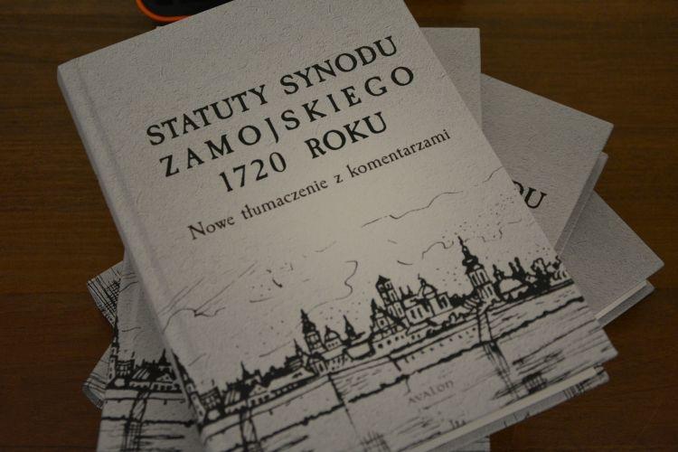Konferencja z okazji 300-lecia Synodu Zamojskiego pt. SYNOD ZAMOJSKI 1720 – 2020 IN MEMORIAM