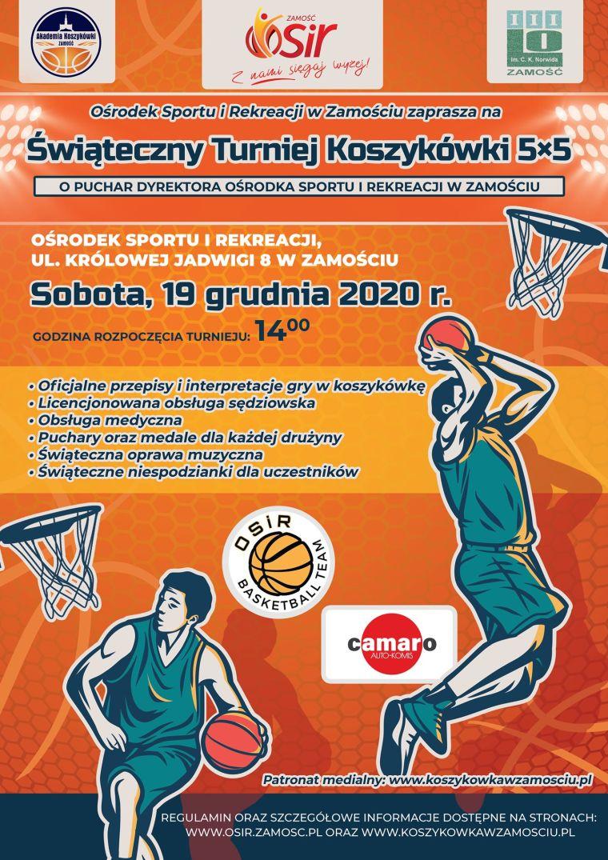 Koszykarski turniej