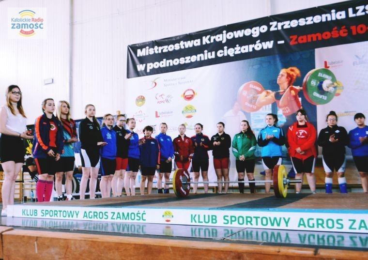 Krajowe Mistrzostwa Polski Zrzeszenia LZS