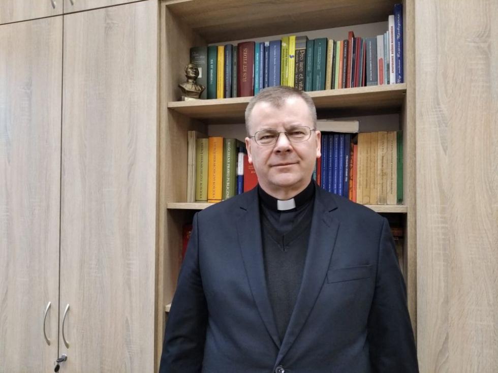 ks. dr hab. Mirosław Sitarz