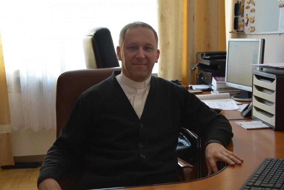 Ks. dr Michał Maciołek