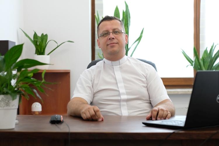 ks. dr Sylwester Zwolak