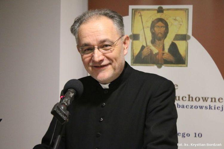 ks. prof Sławomir Nowosad