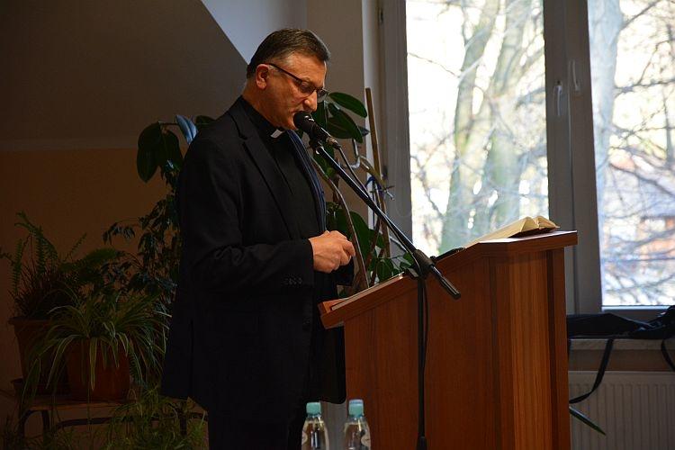 Ks. prof. Stanisław Fel