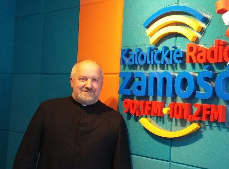 ks. Ryszard Ostasz