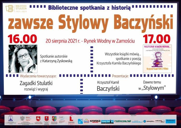 Książnica Zamojska uczci setne urodziny K. K. Baczyńskiego
