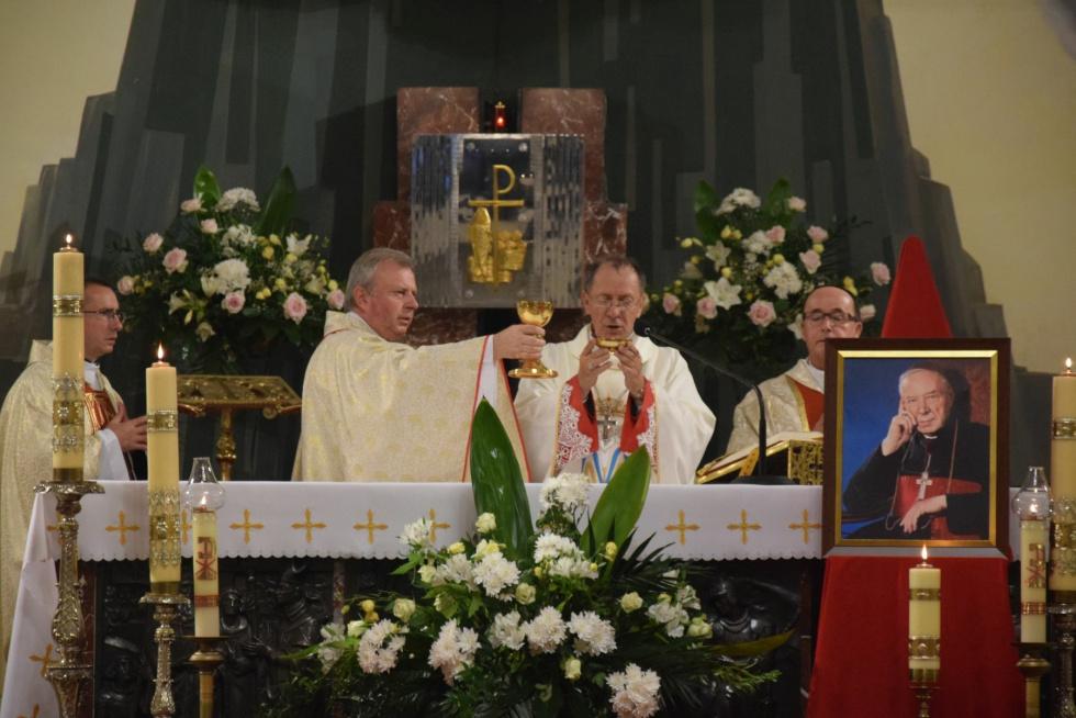 Lubaczów. Dziękczynienie za beatyfikację Prymasa Stefana Kardynała Wyszyńskiego