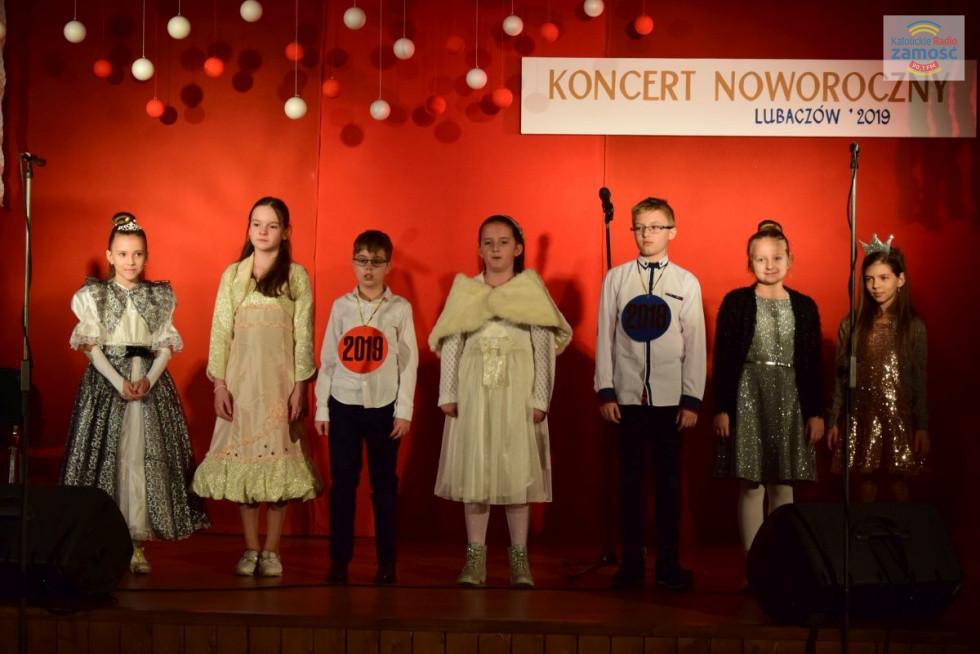 Lubaczów. Koncert Noworoczny 2019