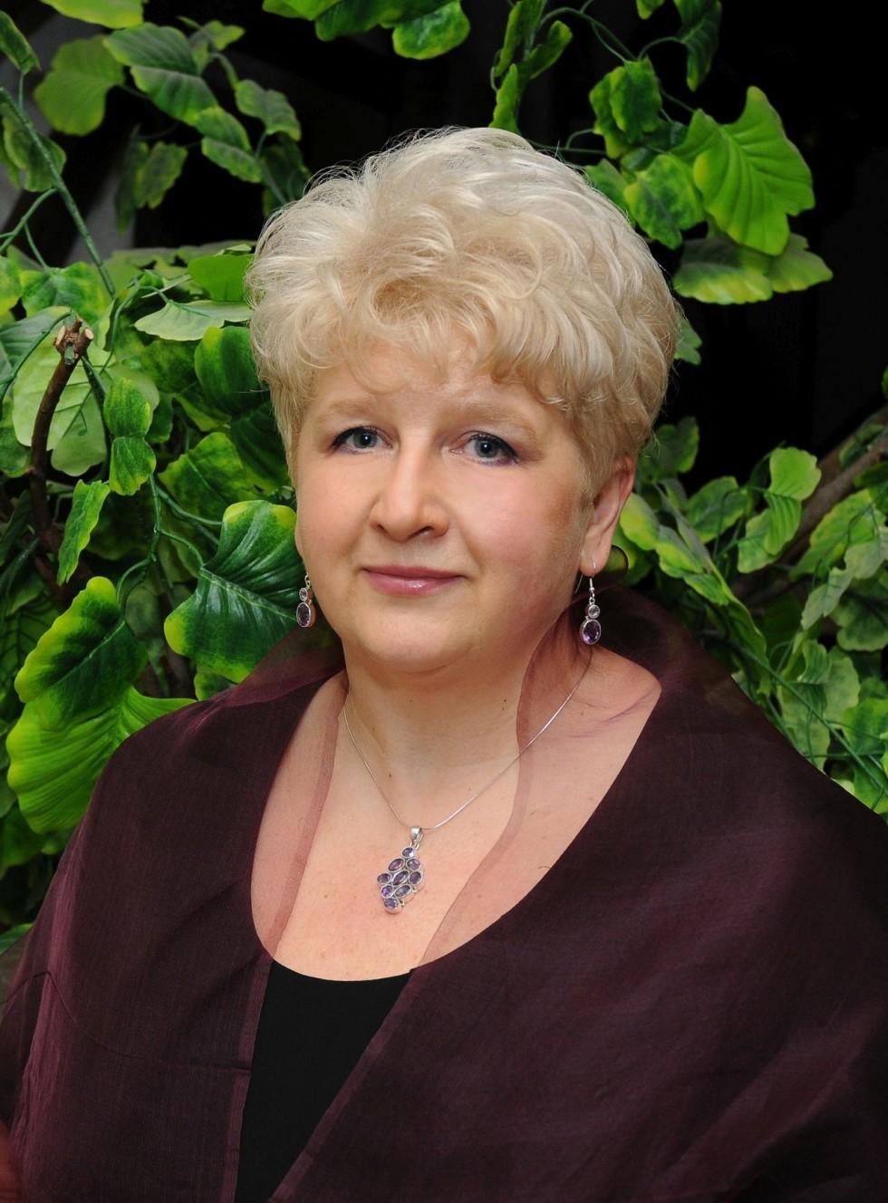 przewodnicząca Stowarzyszenia Pomocy Dzieciom Niepełnosprawnym