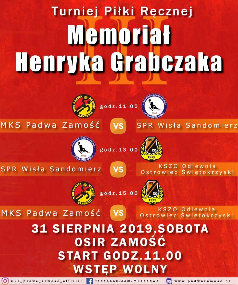 Memoriał Henryka Grabczaka