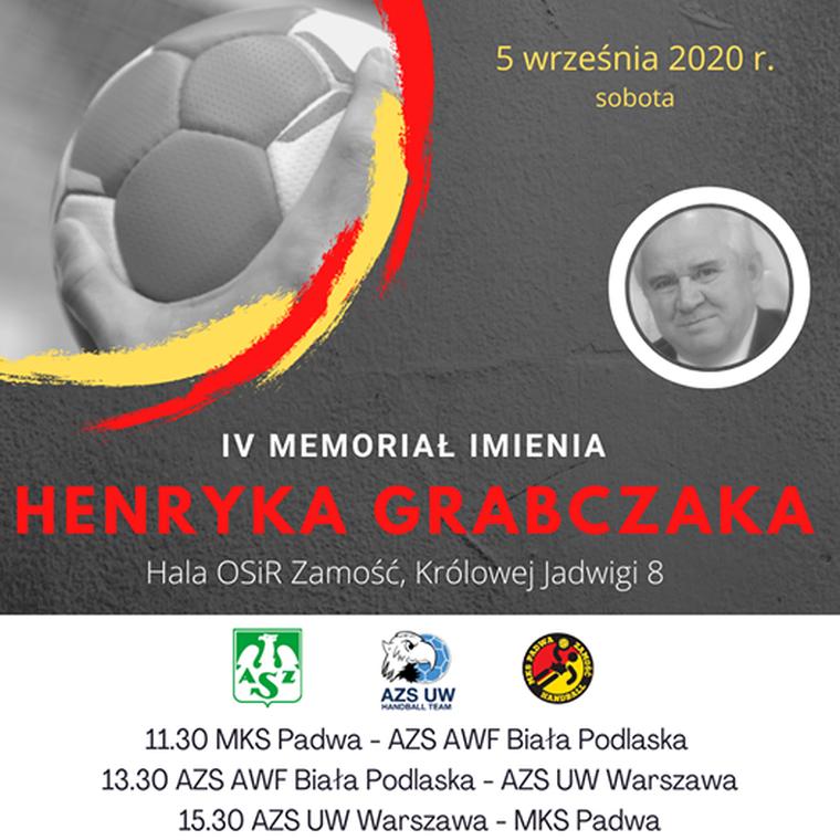 Memoriał im. Henryka Grabczaka