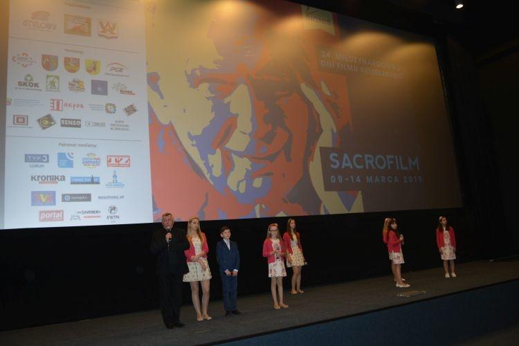 Międzynarodowe Dni Filmu Religijnego Sacrofilm - poniedziałek 11.03.